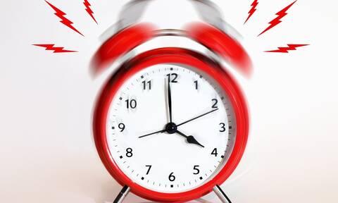 Αλλαγή ώρας: Πότε θα γυρίσουμε μια ώρα μπροστά τα ρολόγια μας