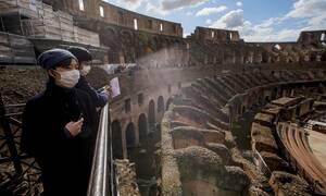 Κοροναϊός: «Παραλύει» η Ιταλία - 15 εκατ. άνθρωποι σε καραντίνα