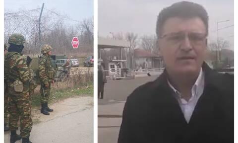 Αντιπεριφερειάρχης Έβρου στο Newsbomb.gr: Ψυχολογικός πόλεμος –Δεν ξέρουμε τις διαθέσεις των Τούρκων