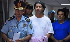 Ροναλντίνιο: Στο ίδιο κελί με δολοφόνους και εμπόρους ναρκωτικών