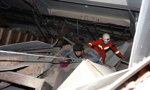 Κοροναϊός - Κίνα: Στους 10 οι νεκροί από κατάρρευση ξενοδοχείου-καραντίνα (pics)