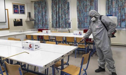 Κλειστά σχολεία - κοροναϊός: Οριστική λίστα - Τα 34 σχολεία που δεν θα ανοίξουν στην Αττική
