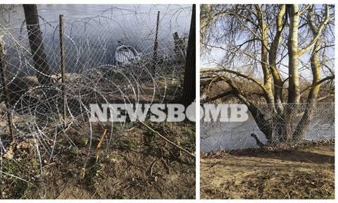 Το Newsbomb.gr στον Έβρο: Οδοιπορικό στα περάσματα του ποταμού - «Σφραγίζει» όλα τα σημεία η Ελλάδα