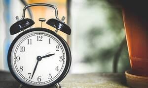 Πότε αλλάζει η ώρα; Αυτή την ημέρα θα γυρίσουμε τα ρολόγια μας