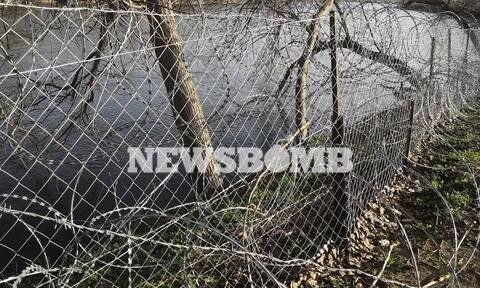 Θωρακίζεται ο Έβρος: Ενισχύεται ο φράχτης - 1.646 αποτροπές εισόδου σε 24ώρες