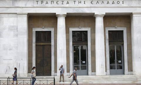 Κοροναϊός: Προς το χειρότερο οι εκτιμήσεις της Τράπεζας της Ελλάδος για την ανάπτυξη το 2020