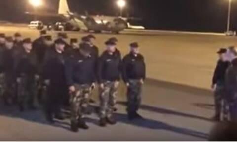 Έβρος: Όλος ο Ελληνισμός στα σύνορα – Έφτασε ειδική ομάδα της αστυνομίας από την Κύπρο