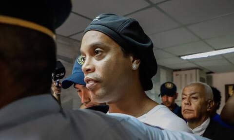 Σοκ! Στη φυλακή ο Ροναλντίνιο! (photos+video)