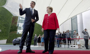 Mitsotakis' visit to Germany, Austria begins new cycle of diplomacy