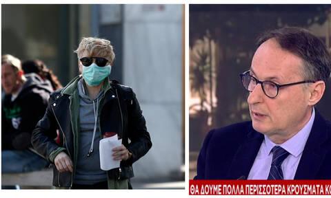 Κοροναϊός στην Ελλάδα -Καθηγητής ΕΚΠΑ: Υπάρχουν κρούσματα στην Αττική που δεν ξέρουμε πως μολύνθηκαν