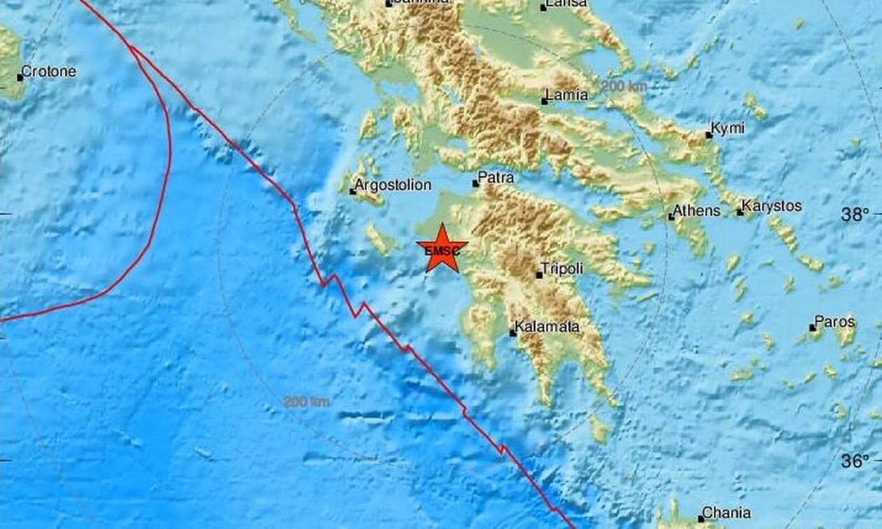 Σεισμός στον Πύργο Ηλείας (pics)