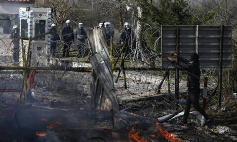 Έβρος: Απετράπη η είσοδος σε 42.481 μετανάστες - Έγιναν 313 συλλήψεις