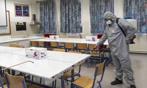 Κλειστά σχολεία σήμερα - Κοροναϊός: Η λίστα με τις σχολικές μονάδες που δεν θα λειτουργήσουν