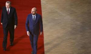 «Κάζο» Ερντογάν στις Βρυξέλλες: Έφυγε χωρίς δηλώσεις – Τι ζήτησε και τι πήρε στο μεταναστευτικό