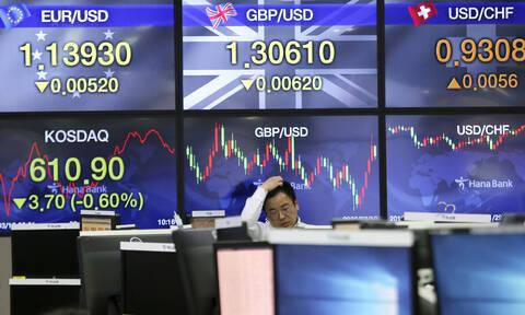 Κοροναϊός: Παγκόσμιο σοκ στις αγορές – Οι χειρότερες μέρες από το 2008