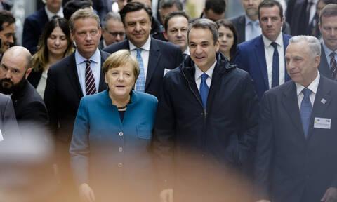 Συνάντηση Μητσοτάκη-Μέρκελ: Οι τρεις υποχρεώσεις που πρέπει να υλοποιήσει ο Ερντογάν