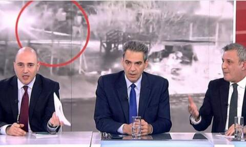 Χαμός στον ΣΚΑΪ: «Σκοτωμός» Μπογδάνου - Βέττα! «Στηρίζετε τον Ερντογάν» - «Είσαι βόθρος, πάρε χάπια»