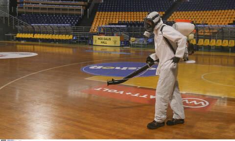Κοροναϊός: Αναστέλλονται όλοι οι σχολικοί αθλητικοί αγώνες