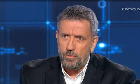 Σπύρος Παπαδόπουλος: Ο λόγος που ποτέ δεν είδε τους Απαράδεκτους (video)