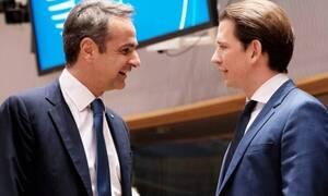 PM Mitsotakis to meet Austrian Chancellor Kurz