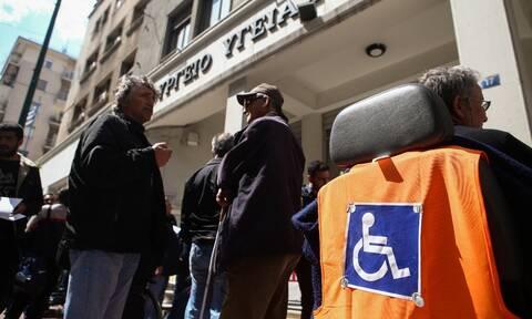 Κοροναϊός: Αναστολή λειτουργίας των ΚΕΠΑ για 2 εβδομάδες προτείνει ο Ιατρικός Σύλλογος Αθηνών