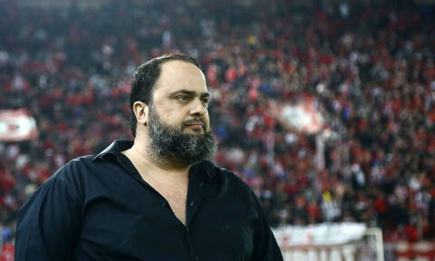 Businessman Marinakis, owner of Olympiacos FC, infected with coronavirus