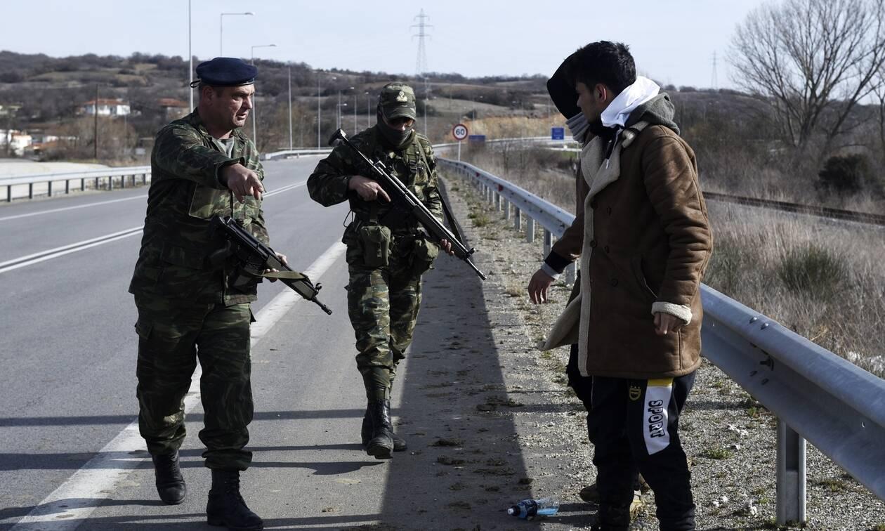 Έβρος: Με ΕΚΑΜ και Ευρωπαίους αστυνομικούς απαντά η Αθήνα στους κομάντος του Ερντογάν