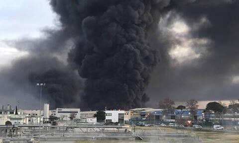 Έκρηξη σε εργοστάσιο χημικών στη Βαρκελώνη - Ένας νεκρός