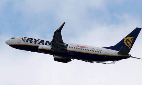 Κοροναϊός: Η Ryanair ακυρώνει όλες τις πτήσεις από και προς Ιταλία
