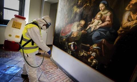Κοροναϊός: 631 νεκροί στην Ιταλία - 168 θάνατοι μέσα σε μία μέρα