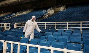 Κοροναϊός LIVE: Όλες οι εξελίξεις στον αθλητισμό