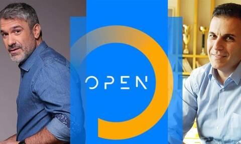Γιώργος Καραμέρος - Σπύρος Χαριτάτος: Επιστρέφουν με καθημερινή εκπομπή στο Open