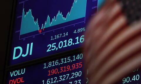 Αντέδρασε η Wall Street - Ισχυρή άνοδος για το πετρέλαιο