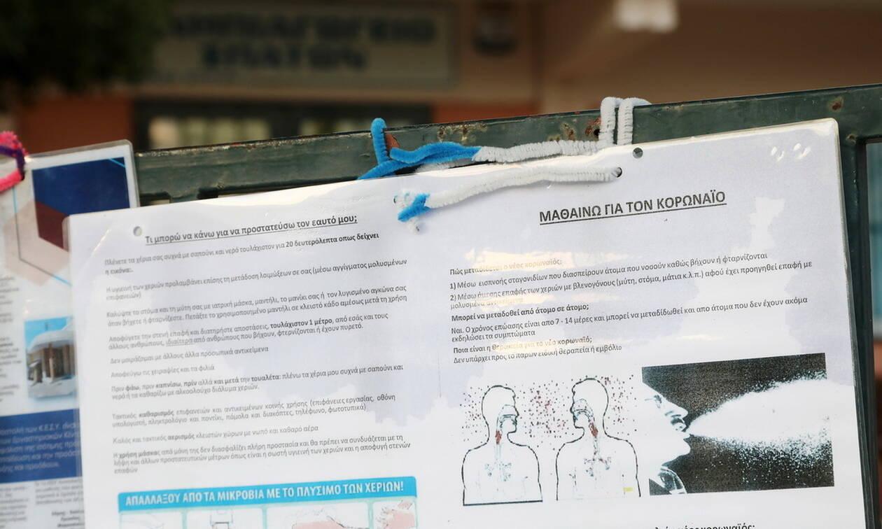 Κοροναϊός στην Ελλάδα: Κλειστά σχολεία - Τι ισχύει για τους εργαζόμενους γονείς και τις επιχειρήσεις