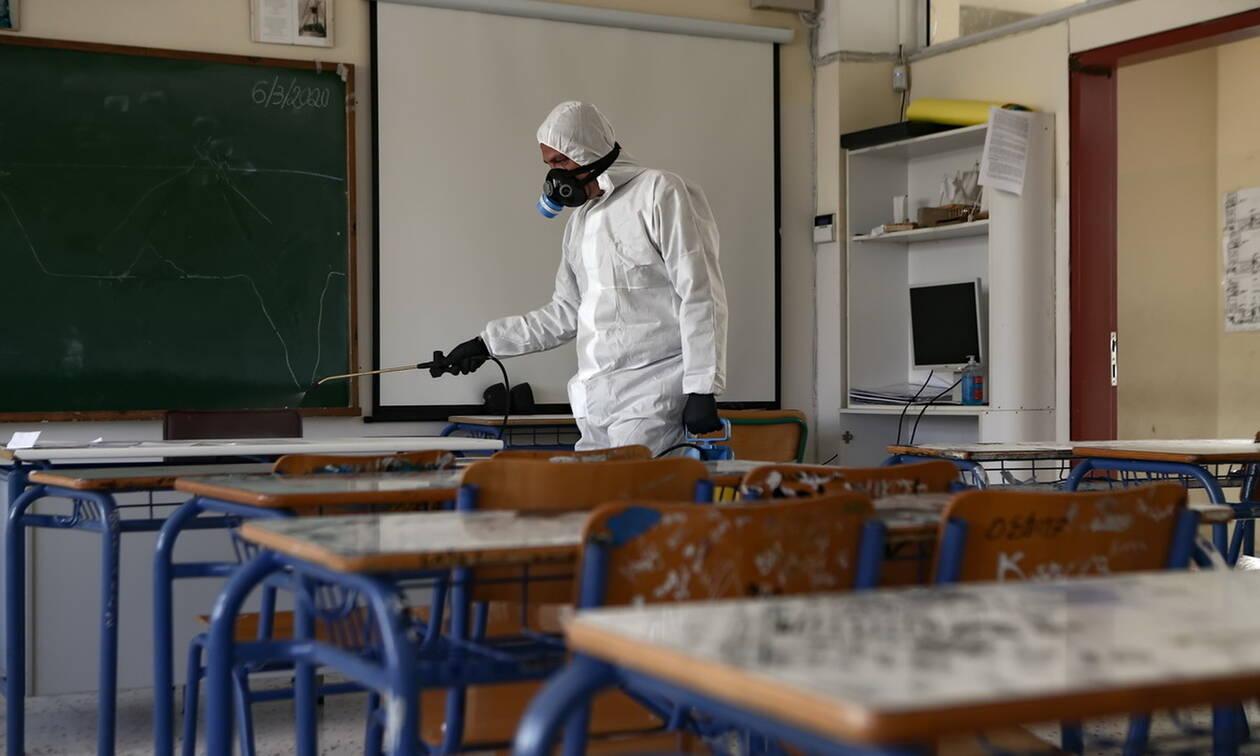 Κοροναϊός στην Ελλάδα: Κλειστά σχολεία, φροντιστήρια και Πανεπιστήμια για 14 ημέρες σε όλη τη χώρα
