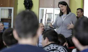 Κοροναϊός - Κεραμέως: Ίσως μετατοπιστούν οι Πανελλαδικές - «Δεν θα χαθεί η σχολική χρονιά»