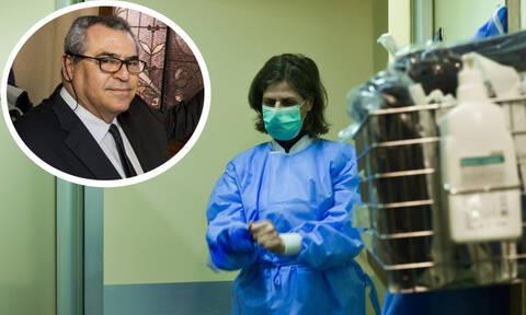 Κοροναϊός – Καθηγητής Χατζάκης: Θα υπάρξει νεκρός, θα αυξηθούν τα κρούσματα