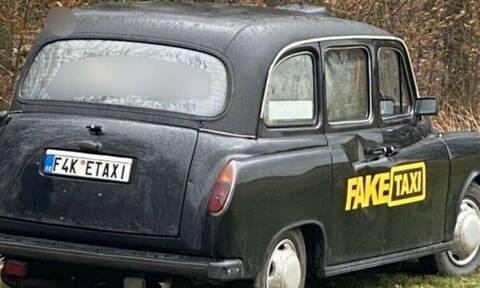 Απίστευτη αγγελία: Πωλείται το γνήσιο «Fake Taxi» (photos)