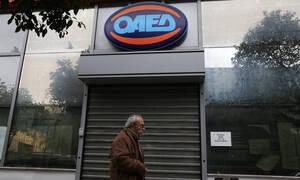 Κοροναϊός: Μόνο ηλεκτρονικά η υποβολή αιτήσεων για παροχές στον ΟΑΕΔ