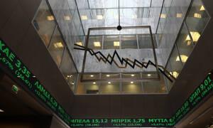 Κοροναϊός: Νέες πιέσεις έπληξαν το Χρηματιστήριο Αθηνών - Στη ζώνη των 600 μονάδων
