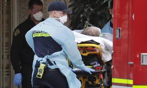 «Καλπάζει» ο κοροναϊός στην Ευρώπη: Πρώτοι νεκροί σε Βουλγαρία και Σουηδία