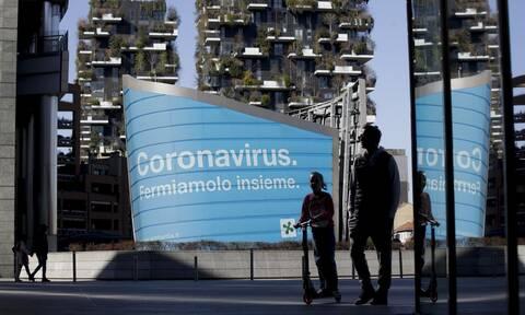 Κοροναϊός - Ιταλία: «Παρέλυσε» η χώρα - Λουκέτο σε όλα εκτός από φαρμακεία και σούπερ μάρκετ