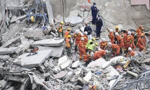Κοροναϊός: 29 νεκροί στο ξενοδοχείο-καραντίνα που κατέρρευσε στην Κίνα