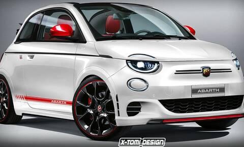 Θα υπάρξει και έκδοση Abarth για το ηλεκτρικό Fiat 500;