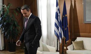 Κοροναϊός: Ο Μητσοτάκης σε καθημερινές συναντήσεις με Κικίλια, Κοντοζαμάνη, Τσιόδρα