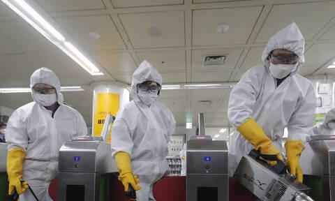 Κοροναϊός: Η κορύφωση της επιδημίας ξεπεράστηκε στην ηπειρωτική Κίνα