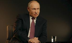 Путин не считает значительным отток капитала из России