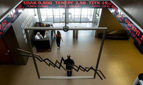 Νέο κραχ στο ελληνικό χρηματιστήριο – Απώλειες 55% για το Γενικό Δείκτη από τις αρχές του 2020