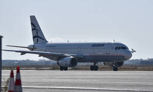 Κοροναϊός: Τροποποιήσεις στις πτήσεις ανακοίνωσε η AEGEAN