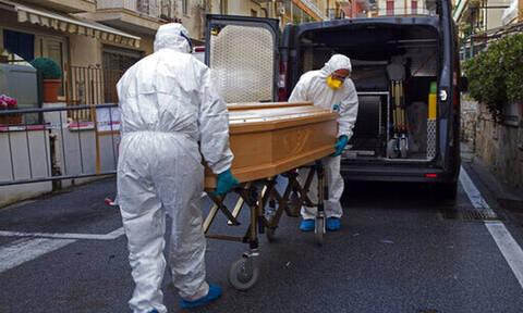 Κοροναϊός: Γιατί δεν πρέπει να γίνεται νεκροψία – νεκροτομή στα θύματα